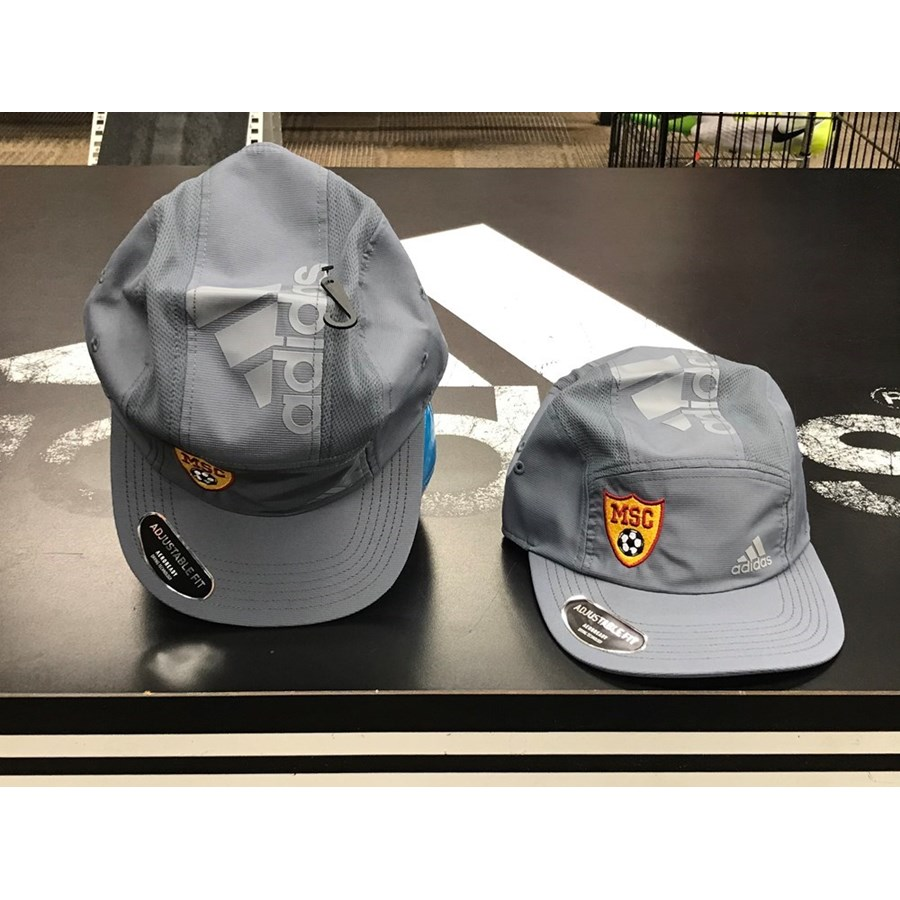 Men's Superlite Trainer Cap- Grey